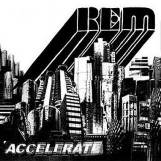 ACCELERATE - M. R.E. [CD album]